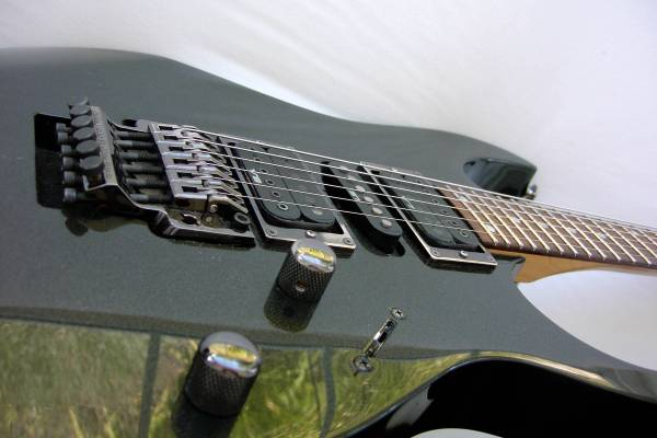 Photo IBANEZ RG570 Made In Japan 1997, Fuji-gen Plant, 1997 Production Numbe - $450 (Holladay)
