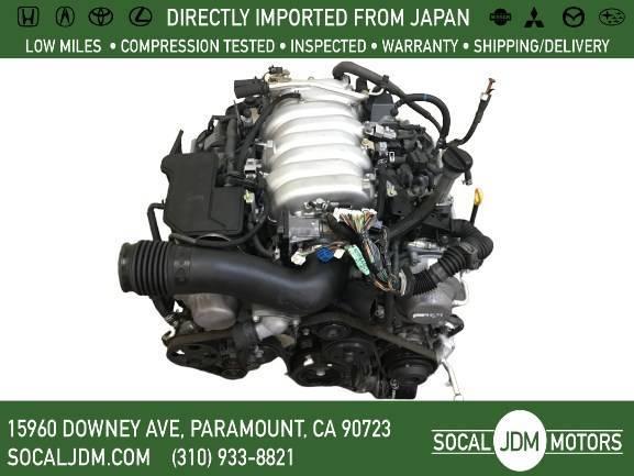 Photo JDM 2001 TO 2006 LEXUS GS430  SC430  LS430  3UZ 3UZFE MOTOR ENGINE - $1,100 (Paramount)