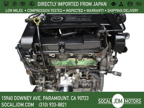 Photo JDM 2002 to 2006 MAZDA Tribute MPV FORD Escape 3.0L AJ ENGINE - $900 (Paramount)