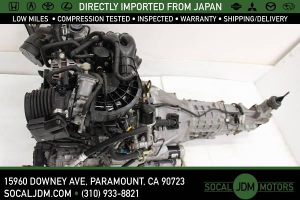 Photo JDM 2006-09 MAZDA RX8 13B RENESIS ROTARY 6 PORT ENGINE 6MT ECU HARNESS - $1,599 (Paramount)