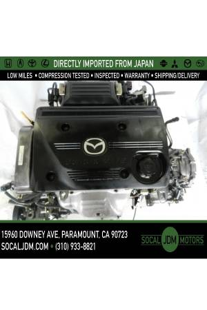Photo JDM MAZDA Protege Protege 5 Mazda 323 Mazda 626 1998 TO 2003 FS ENGINE - $700 (Paramount)