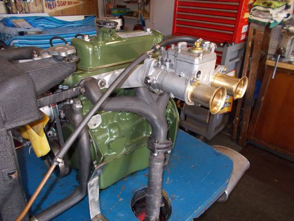 Photo Mg Midget , Sprite , Morris ...Rebuilt engines. - $1,595 (Carlsbad)