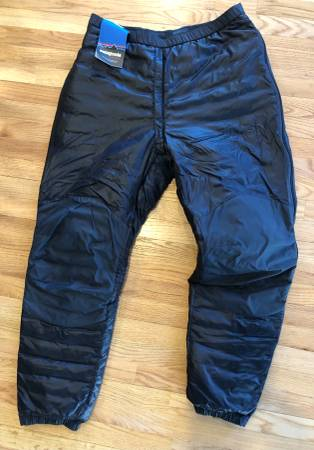 Photo Patagonia Micro Puff Pants XL - $125 (park city)