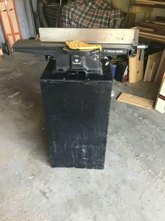 Photo Rockwell 4 Inch Jointer - $400 (Centerville, UT)