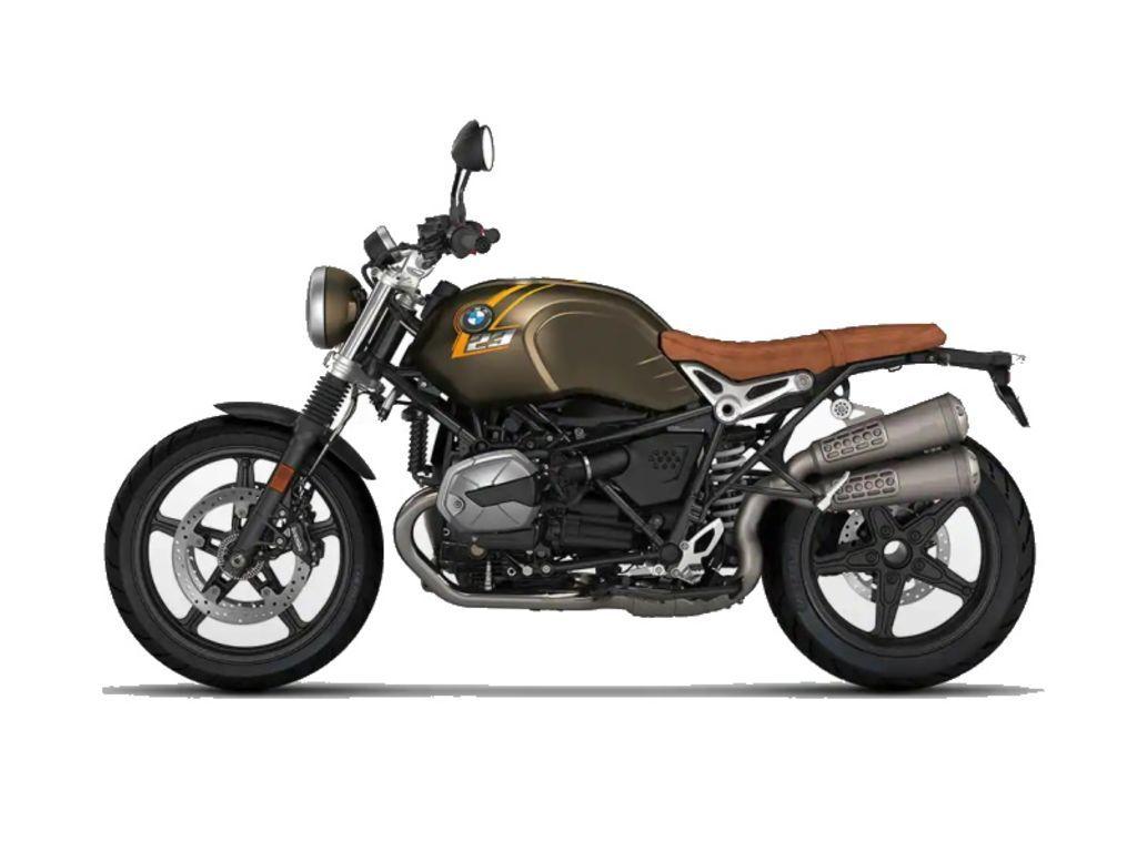 Photo 2021 BMW R nineT Scrambler Kalamata Metallic Matte $15740