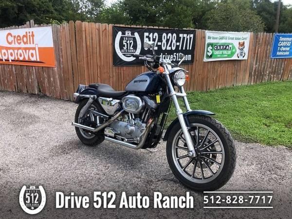 Photo 2000 Harley Davidson Sportster XL1200...100 Credit Approval - $6,995 (Harley Davidson Sportster 1200)