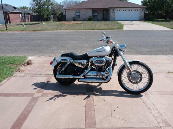 Photo 2004 harley davidson sportster 1200 - $3,600 (San Angelo)
