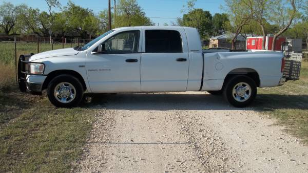 Photo 2006 Dodge 34 ton Crew Cab - $6500 (San Angelo, TX)