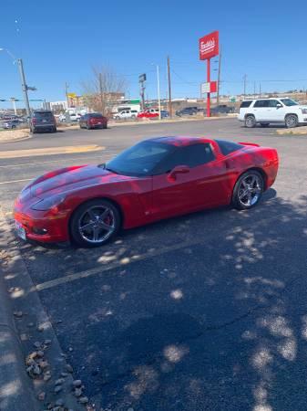 Photo 2008 Corvette Convertible - $20500 (San Angelo)