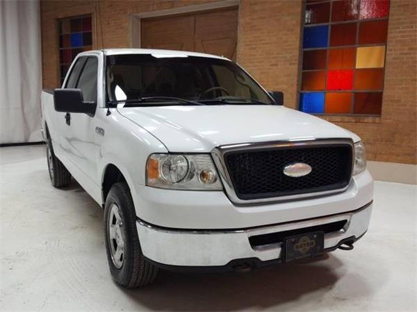 Photo 2008 Ford F-150 XL - truck - $7500 (Ford F150 White)
