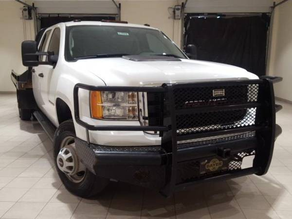 Photo 2012 GMC Sierra 3500HD Work Truck - truck - $32990 (GMC Sierra_ 3500HD Summit White)