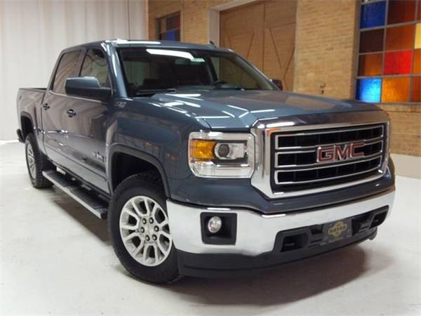Photo 2014 GMC Sierra 1500 SLE - truck - $27700 (GMC Sierra_ 1500 Stealth Gray Metallic)