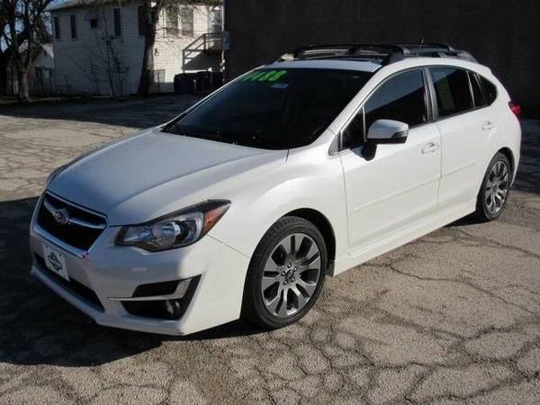 Photo 2015 Subaru Impreza 2.0i Sport Premium - wagon - $14270 (Subaru Impreza Crystal White Pearl)