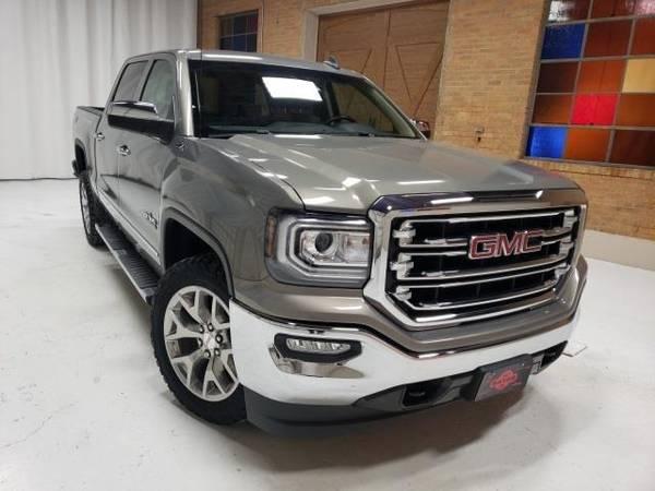 Photo 2017 GMC Sierra 1500 SLT - truck - $35995 (GMC Sierra_ 1500 Pepperdust Metallic)