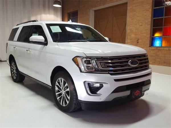Photo 2018 Ford Expedition Limited - SUV - $43500 (Ford Expedition Oxford White)