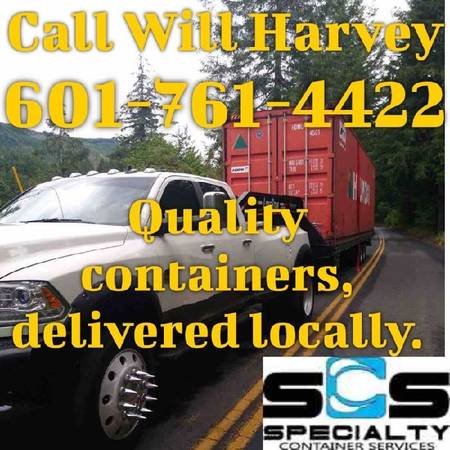 Photo 4039 Cargo Shipping Container containers storage Conex Delivered - $3,730 (San Angelo, TX)