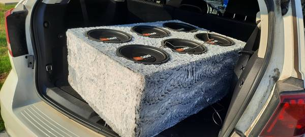 Photo 6 10 jbl subs subwoofers - $500 (Manor)