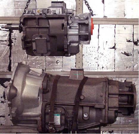 Photo Dodge Transmission NV4500 or NV5600 (Mc Gregor)