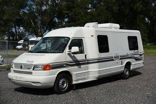 Photo Everything works great Winnebago Rialta 22 QD in a very good condition - $1,200 (san- -a-n-g-e-lo)