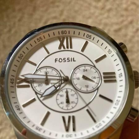 Photo Fossil Watch - $60 (Austin)