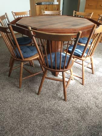 Photo Poker Table - $275 (San Angelo)
