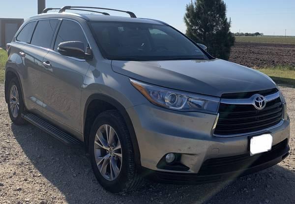Photo Toyota Highlander - $21500 (San Angelo TX)