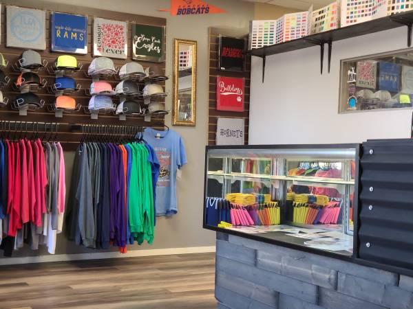 Photo Turn Key Local TShirt Print Shop For Sale - $70 (SAN ANGELO)