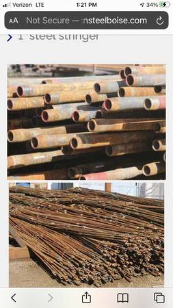 Photo Wanted Pipe and Casing - $1 (San Angelo Area)