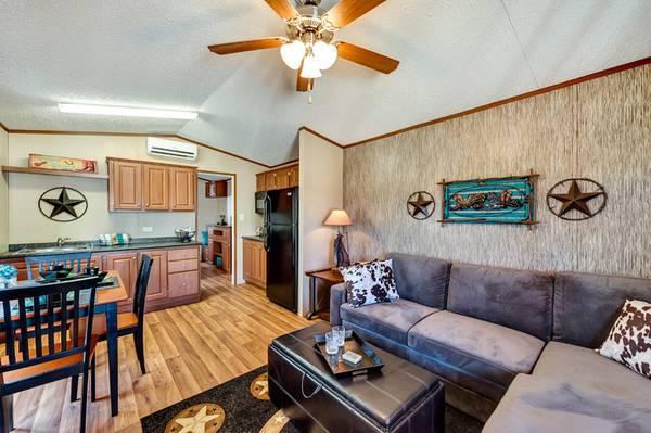 Photo NEW 1 Bed1 Bath Park Model Home - $515mo  (San Angelo, TX)