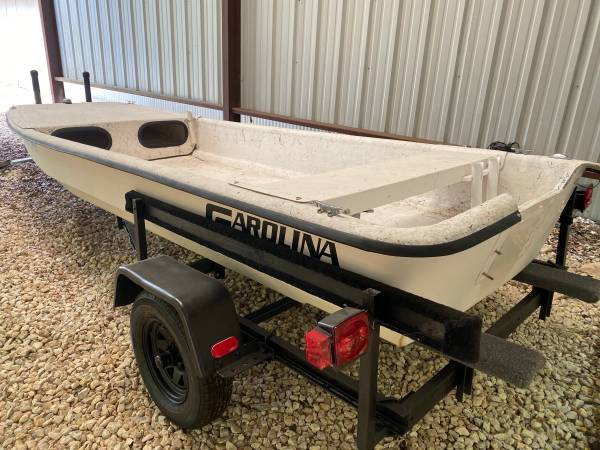 Photo 16ft Carolina Skiff J16 - $2500 (San Antonio)