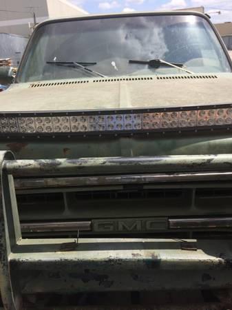 1976 Chevy GMC Blazer 4x4 Lifted Truck - $2,700 (Canyon Lake)