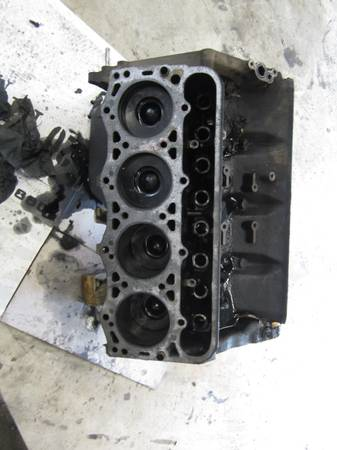 Photo 1996 Ford 7.3 Powerstroke Block and Lower - $100 (Bulverde)