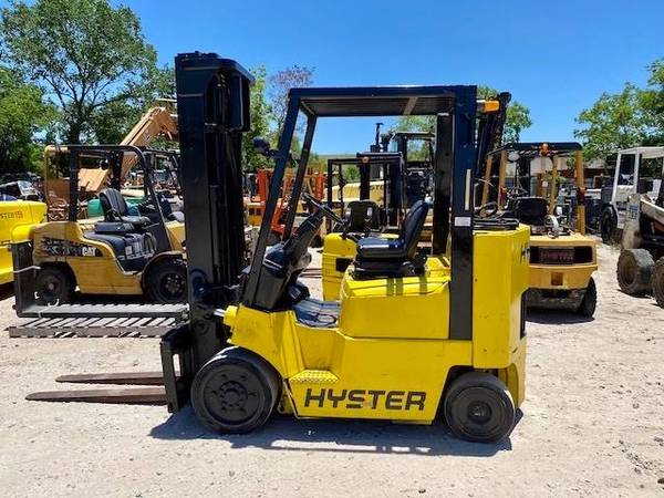 Photo 2003 Hyster Forklift Two Stage (San Antonio)
