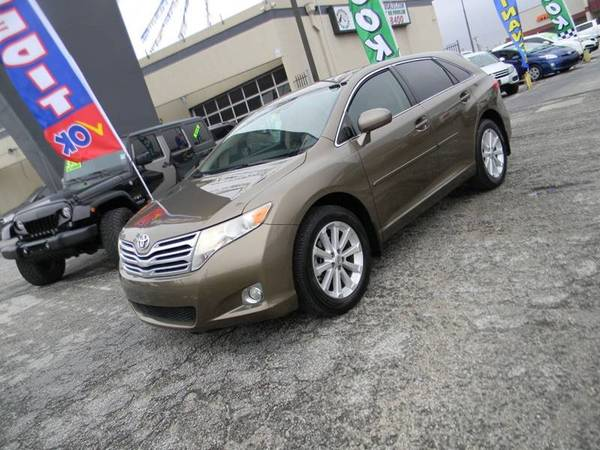 Photo 2009 TOYOTA VENZA 4CYL, 1 OWNER 4DR CROSSOVER , VERY NICE, LOOK - $8500 (2525 NW LOOP 410 SAN ANTONIO TX www.meridianautosales.com)