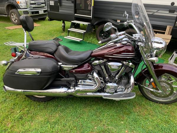 Photo 2009 Yamaha Stratoliner - $4,500 (Pipe Creek)