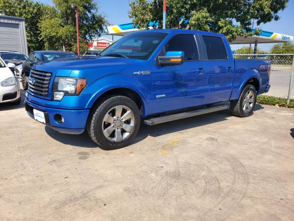 Photo 2012 FORD F150 FX2 SUPER CREW(FINANCING AVAILABLE) - $18,955 (SAN ANTONIO)