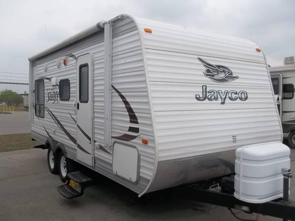 Photo 2014 Jayco Jay Flight travel trailer, 198RD, clean and lite - $14,995 (San Antonio)