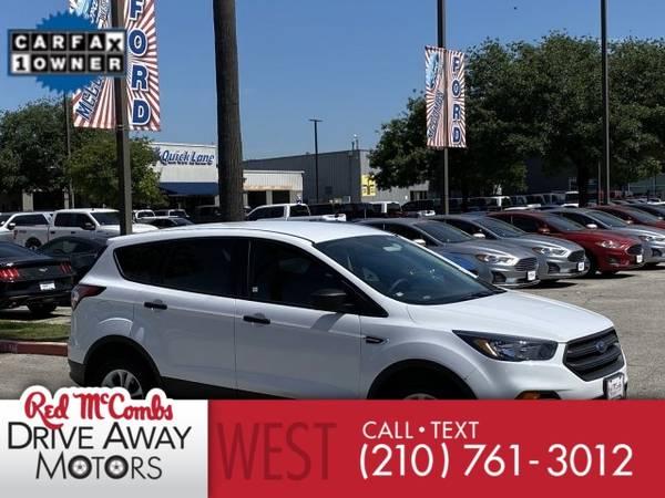 Photo 2018 Ford Escape S - $13588