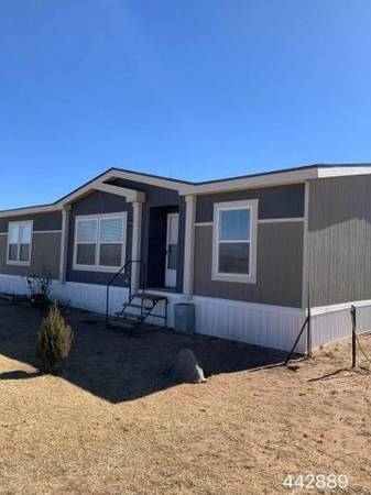 Photo 2019 used double wide, 3 bed 2 bath, (Deliver to your land anywhere in TEXAS)