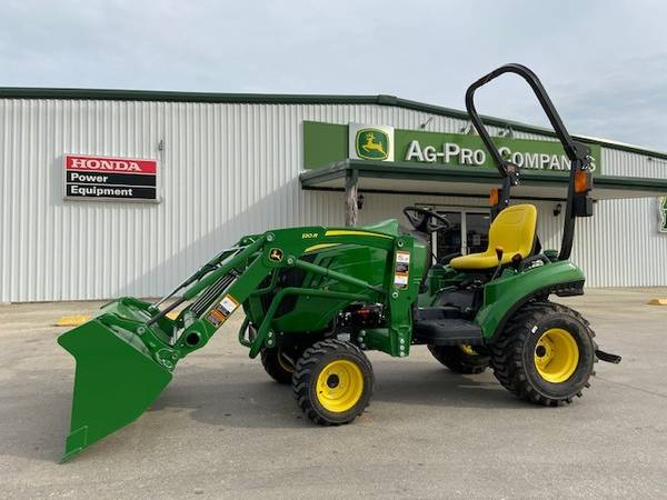 Photo 2020 John Deere 1023E Sub-Compact Utility Tractor- Spring Special Pric - $12999 (AG PRO FLORESVILLE)