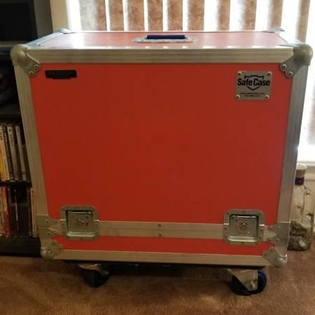 Photo ATA Safe Case Mesa Boogie Mark V 1x12 - $200 (San Antonio)