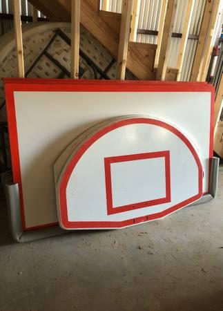 Photo Assorted basketball backboards - $100 (New Braunfels)
