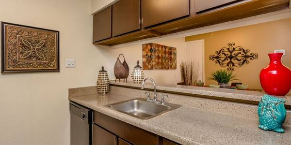 Photo Carpeted, Sparkling Swimming Pool, Small Pets Welcome (Medical Center)
