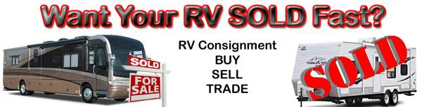 Photo Chris Peeler wants to buy or consign your RV....today (DFW)