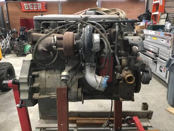 Photo Cummins turbo diesel 12 valve Dodge 2500 - $3500 (San Antonio airport area)