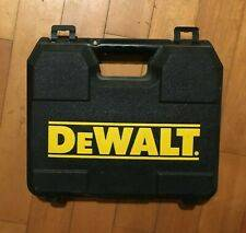 Photo DRILL DEWALT WITH CASE AND TWO NEW BATTERIES-LIKE NEW - $40 (HOLLYWOOD PARK SAN ANTONIO)
