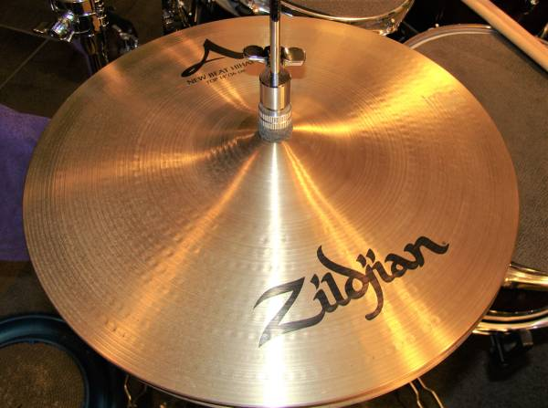 Photo Drum cymbals - with trade-in deal (San Marcos)