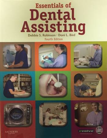Photo Essentials of Dental Assisting 4th Edition - $12 (Converse)
