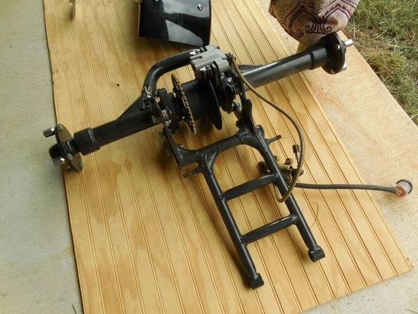 Photo Extremely rare ct 70 trike kit - $800 (Pipe Creek)