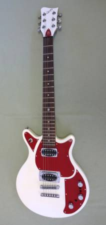 Photo First Act VW Garagemaster Guitar Collectible - $249 (SA, TX)